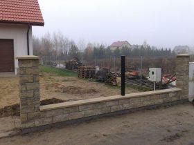 Budowa ogrodzenia w systemie Joniec – fot.4