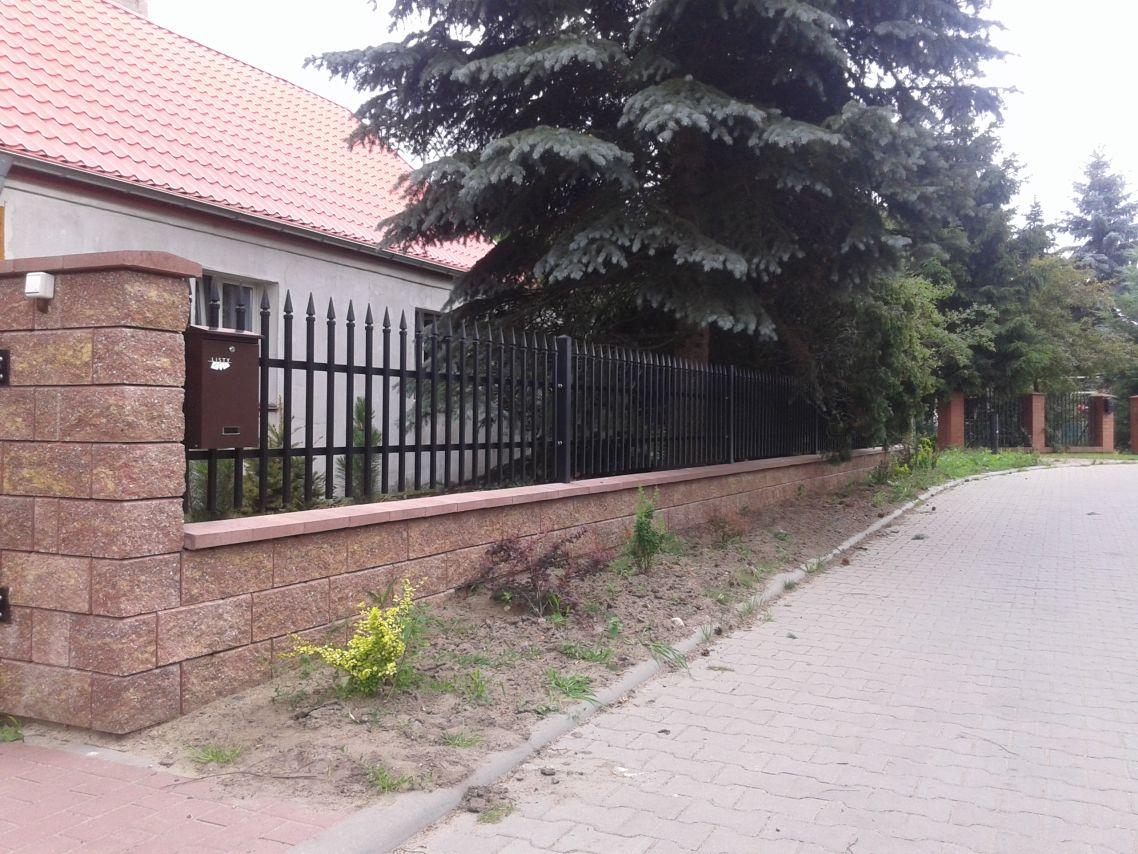Kompleksowa budowa ogrodzenia fot.1