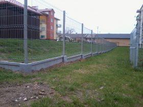 """Ogrodzenie panelowe """"Wiśniowski"""" fot.3"""