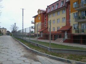 """Ogrodzenie panelowe """"Wiśniowski"""" fot.4"""