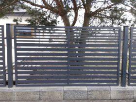Panel ogrodzeniowy model 10.106